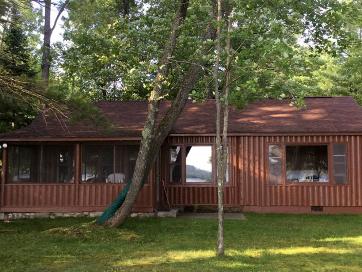 Dons Cabin Vacation Rental in Grayling, MI