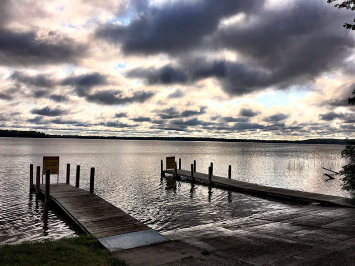 Boat Launch in State Forest Campground - Things to do in Grayling, MI
